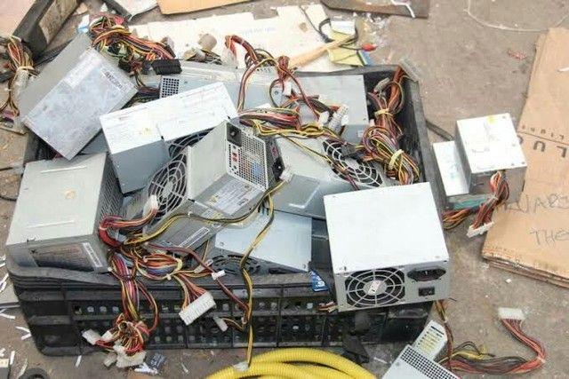 Com-pro Sucatas de Eletrônicos para reciclagem - Foto 2
