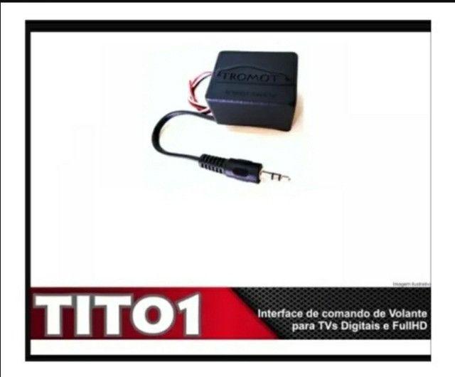 Interface De Volante Programável P/ Receptor De Tv - Tit01 - Foto 2