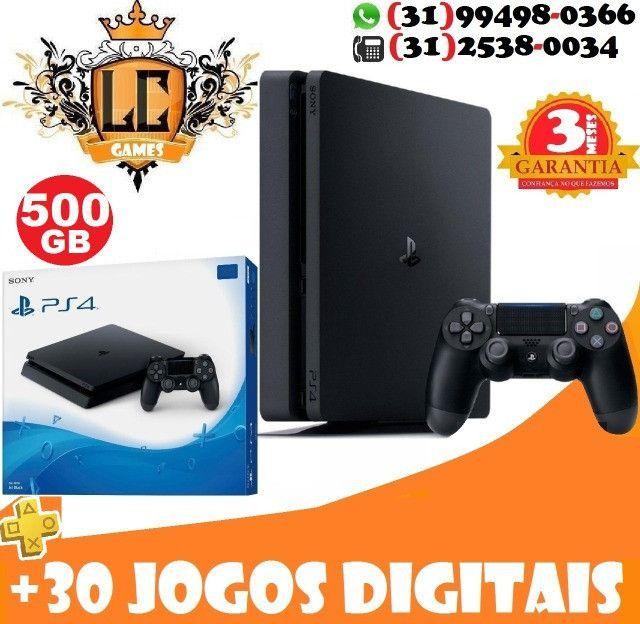 PS4 - PS4 SLIM - PLAYSTATION 4 - PLAYSTATION 4 SLIM - Foto 2