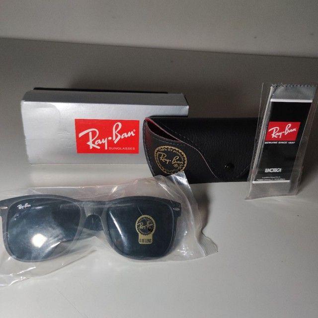 Oculos Ray Ban de Sol - Foto 5