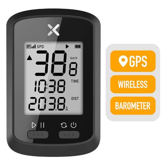 Gps ciclismo - ciclocomputador Bicicleta Bluetooth - Xoss G