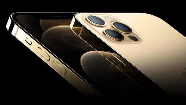 iPhone 12 Pro Max 256 Dourado Watch Series6 44mm