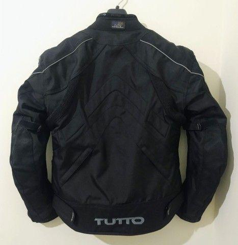 Jaqueta de Motoqueiro Tutto - Foto 2