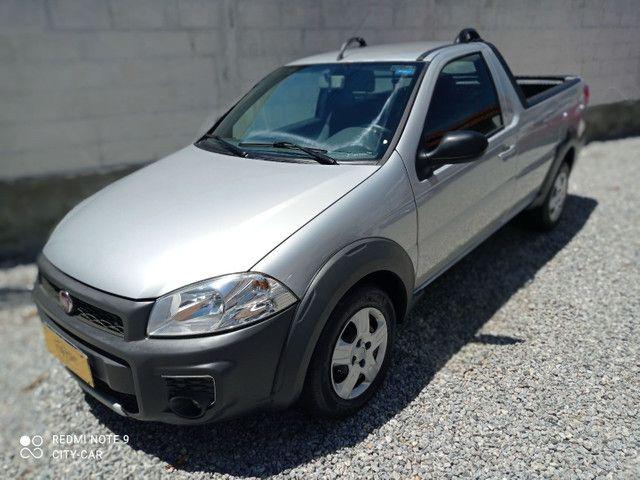 Fiat / Strada WK 1.4 C/Simples Completa
