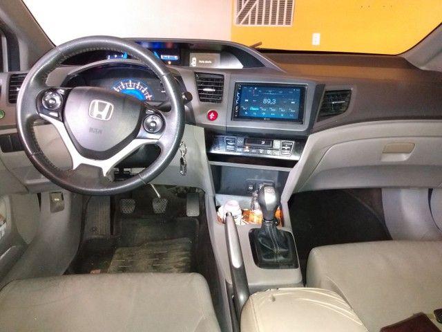 Honda Civic LXL 2012 Manual - Foto 4