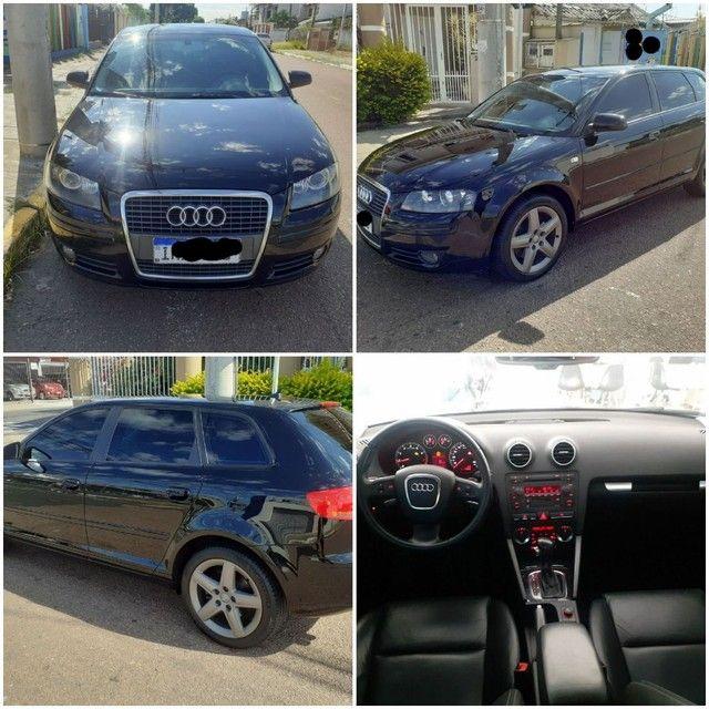 Audi a3 sportback+2.0tfsi+intake+downpi+bobina r8+fileeee-ano 2007 - Foto 7
