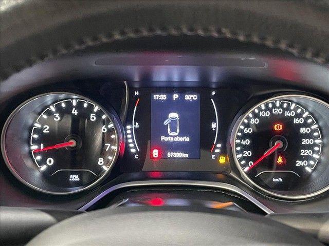 JEEP COMPASS 2.0 16V FLEX LONGITUDE AUTOMÁTICO - Foto 3
