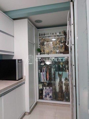 (RR) Apartamento 03 dormitórios, sendo 01 suite, no bairro Balneário, Florianópolis. - Foto 12