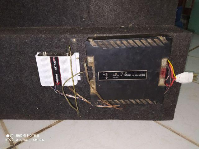 Caixa de som paredão com dois modelos de R$. 2.500,00 - Foto 3
