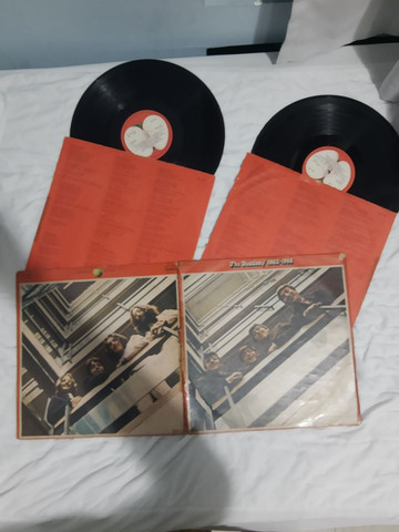Vinil - Beatles 1962-1966 (LP raro) - Foto 2
