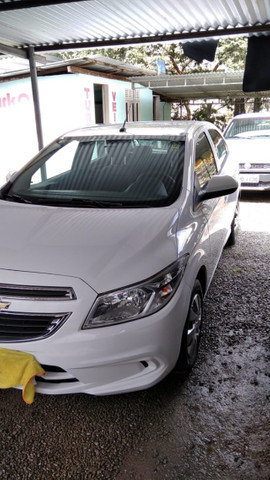 Onix Hatch LT 1.0 8V Flexpower - Foto 3