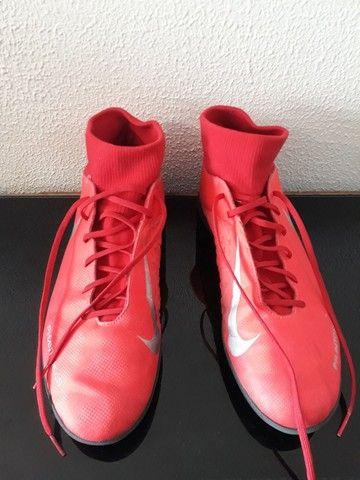 Chuteira Society Nike Phantom VSN  n°41 - Foto 2