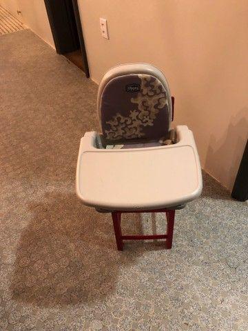 Assento elevatório cadeira alimente  - Foto 2