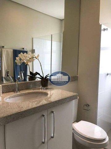 Apartamento com 2 dormitórios , 1 suite à venda, 84 m², lazer completo - Parque das Painei - Foto 4