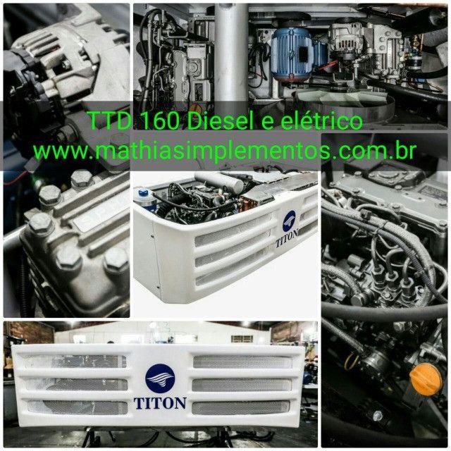 Equipamento diesel e elétrico para veículos de médio porte, com baús de até 8,5mts. - Foto 4