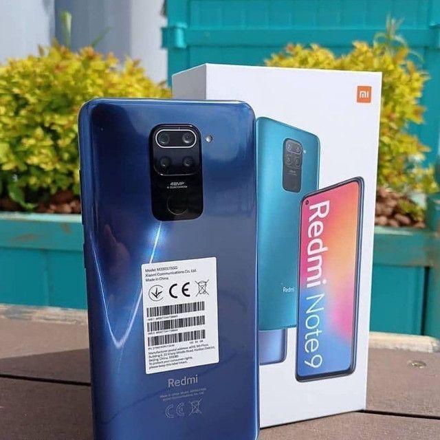 Note 9 64GB Com Frete Grátis / Original/ Lacrado/Nota/ Garantia - Foto 2