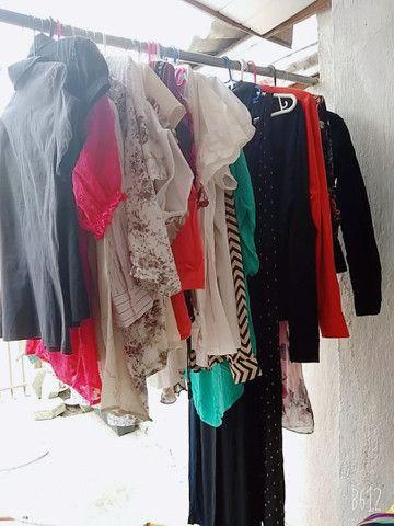 Lote de roupas de bazar  - Foto 5