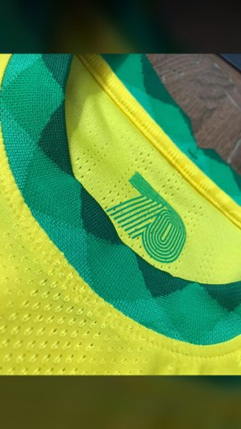Nova camisa do Brasil  - Foto 4