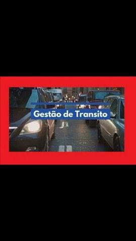 Curso Superior Sequencial Gestão em Trânsito. EAD 50% OFF