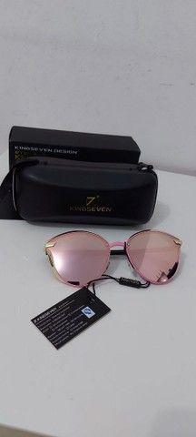 Óculos de sol com lentes polarizados novo