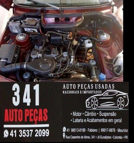 Carburador Uno 1.0 eletronic 1995