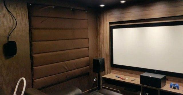 Cortina Acústica Black Out Isolamento (( Altura x Largura x Valor Por Metro Quadrado ))