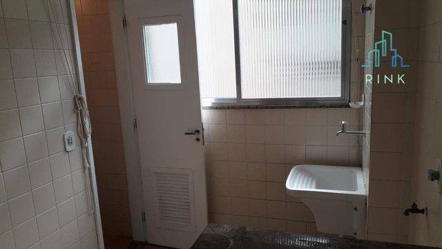 Apartamento com 2 dormitórios para alugar, 85 m² - Ingá - Niterói/RJ - Foto 15
