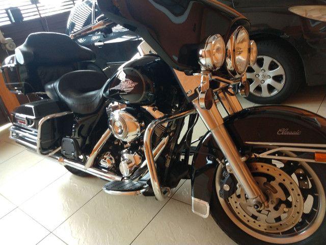 Harley Davidson electra glide clássic 2008 - Foto 3