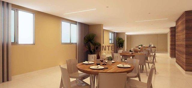 Apartamento com 2 dormitórios à venda, 61 m² por R$ 291.701,76 - Aeroviário - Goiânia/GO - Foto 10
