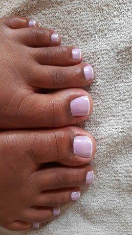 Unhas alongamento, pedicure e manicure  - Foto 6