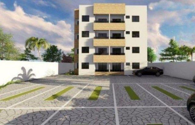 Apartamento no José Américo com 2 quartos, ambientes com varanda. Pronto para morar - Foto 3