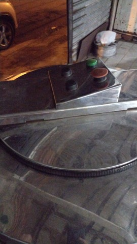 Máquina de torcer industrial para lavanderia industrial 30 kg 15 mil - Foto 2