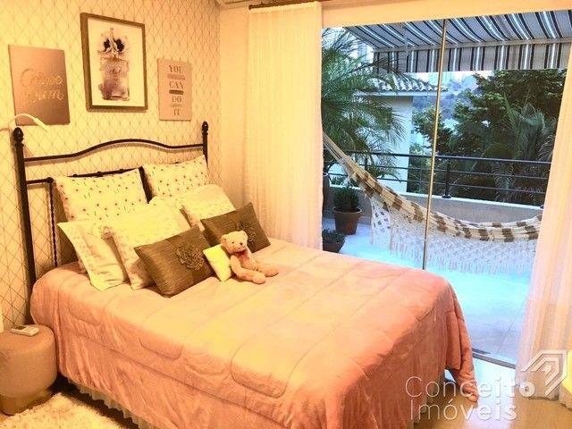Casa de condomínio à venda com 4 dormitórios em Oficinas, Ponta grossa cod:393415.001 - Foto 5