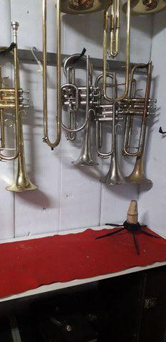 Instrumentos de sopro  - Foto 6