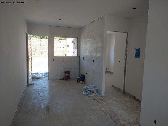 Casa para Venda em Várzea Grande, Ikaray, 2 dormitórios, 1 banheiro, 1 vaga - Foto 4