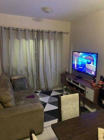 Apartamento no Residencial Alvorada com 2 dormitórios à venda no Residencial Alvorada, 62
