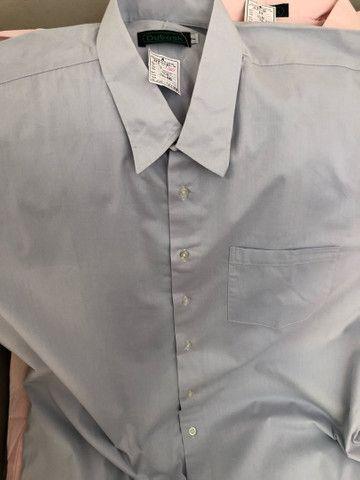 Camisas masculinas plus size NOVA - Foto 4