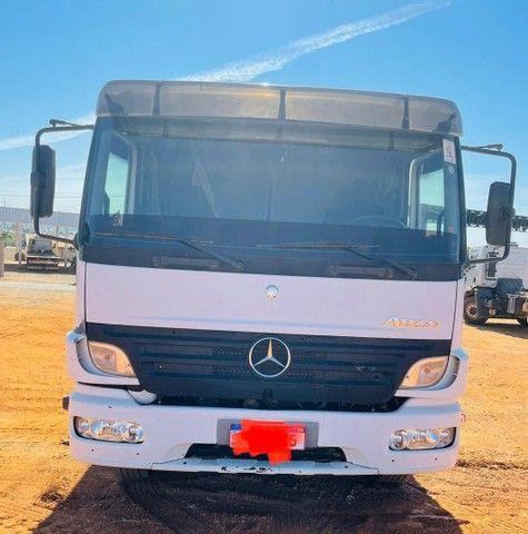 Mercedes Benz 2428 8x2 Graneleiro  - Foto 2