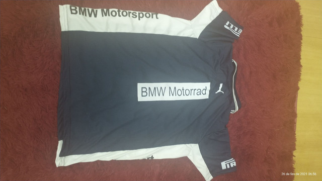 Camiseta BMW  , Nova. - Foto 2