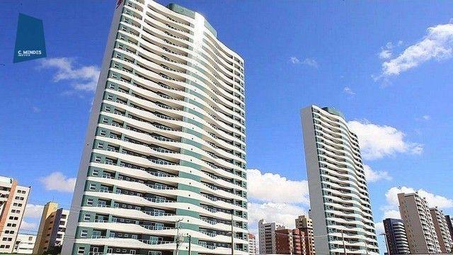 Apartamento à venda, 164 m² por R$ 1.313.737,46 - Guararapes - Fortaleza/CE - Foto 8