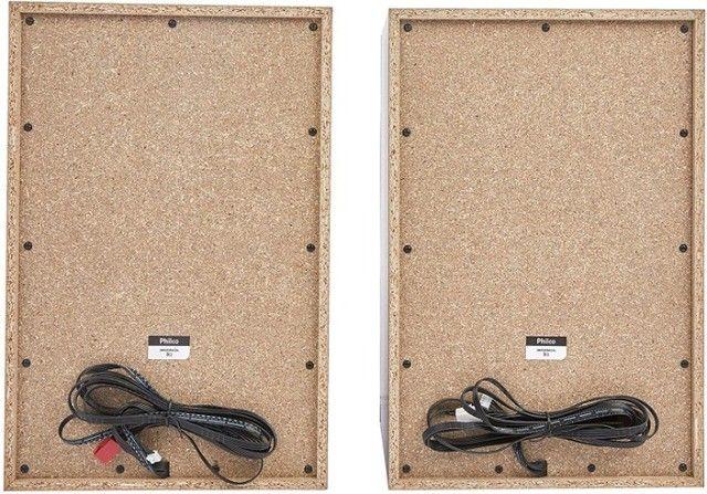 Mini System Philco PH1800BT Bluetooth - Bivolt semi-novo aceito cartão - Foto 5