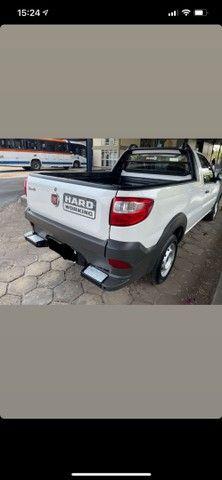 Fiat Strada Hard Working 1.4 CS 2020 Completa  - Foto 2