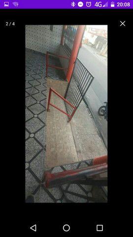 Vendo grade de proteção R$: 700,00 - Foto 3