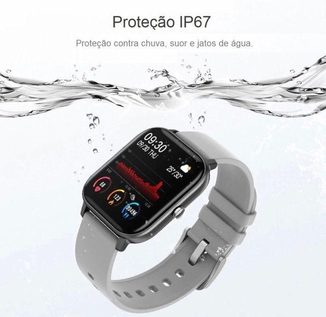 Smart Watch P8 - Rosa - Foto 6