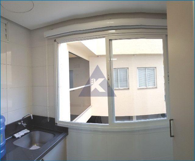 Apartamento Mobiliado, lindo, 2 dormitórios, sacada com churrasqueira, Sapucaia - Foto 10