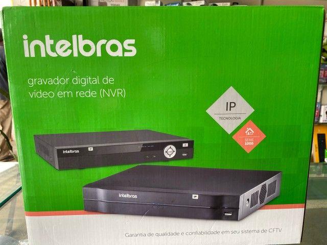 Gravador Digital NVD 1232 Intelbras - Foto 2