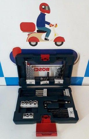 Jogo de Brocas V-Line 41 peças - Bosch ? Entrega grátis - Foto 3
