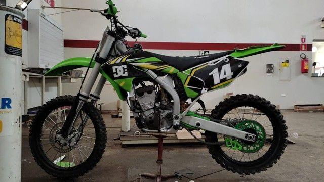 Kawasaki kx250f - Foto 6