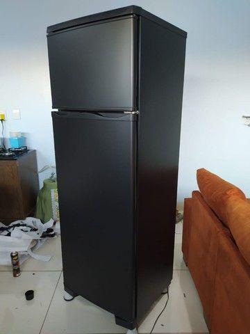 plotagem de geladeira adesivos de geladeira envelopamento de geladeira - Foto 3