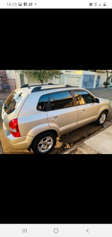 Vendo ou troco tucson 2008 automático 2.7 v6  - Foto 3